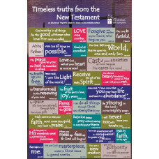 Timeless Truths From the New Testament Magnet Set
