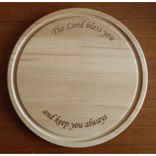 Bread Board - The Lord Bless You And Keep You