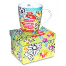 He Has Made Everything Beautiful Boxed Mug