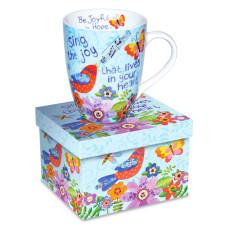 Sing The Joy Mug