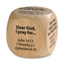 Prayer Cube - Prayer Starters
