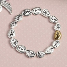 Hope Nugget Bracelet