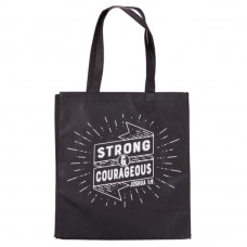 Tote Bag - Strong and Courageous