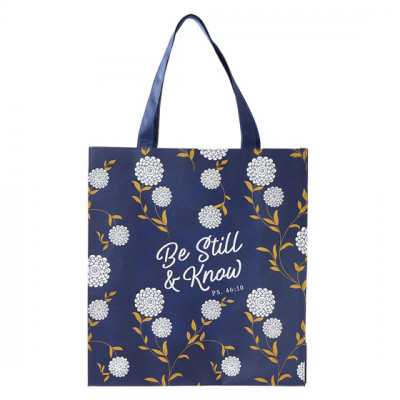 Tote Bag - Be Still