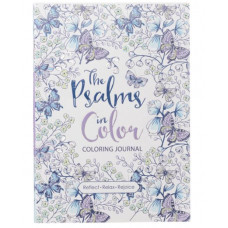 The Psalms In Colour Colouring Journal