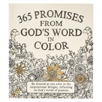 365  Promises from God's Word To Colour