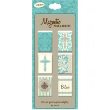 Magnetic Page Markers - Grace and Glory