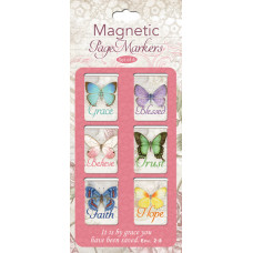 Butterfly Magnetic Page Markers