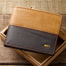 Witness Gear Leather Wallet With Cross