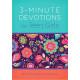 3 Minute Devotions for Teen Girls