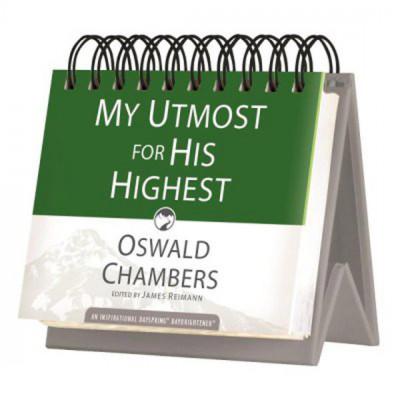 My Utmost For His Highest Perpetual Calendar