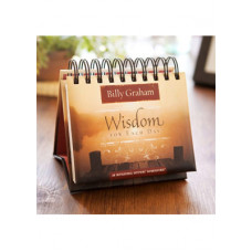 Wisdom for Each Day Billy Graham Perpetual Calendar