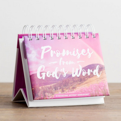 Promises From God's Word Perpetual Calendar