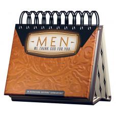 Men - We Thank God For You Perpetual Calendar