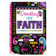 Doodling My Faith Creative Journal For Girls
