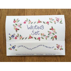Hannah Dunnett Writing Set He Cares For You