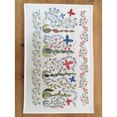 Hannah Dunnett Tea Towel Great Delight