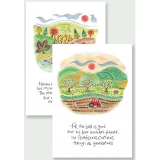 Hannah Dunnett Notecards - Eternal God/ His Faithfulness