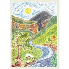 Hannah Dunnett Notebook - Psalm 23
