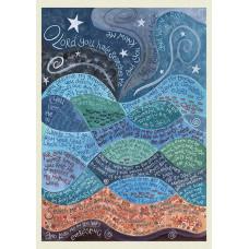 Hannah Dunnett Notebook - Psalm 139
