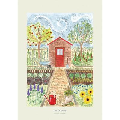Hannah Dunnett The Gardener Card