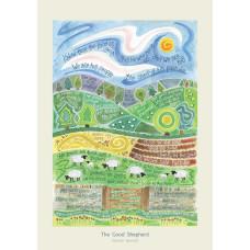 Hannah Dunnett The Good Shepherd Card