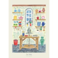 Hannah Dunnett The Potter Card