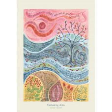 Hannah Dunnett Everlasting Arms Card