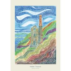 Hannah Dunnett Card - Hidden Treasure