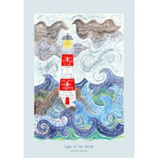 Hannah Dunnett Light of the World Card