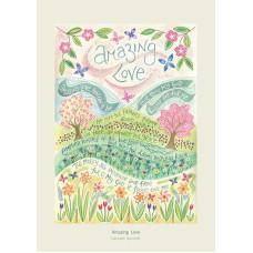 Hannah Dunnett Amazing Love A4 Print