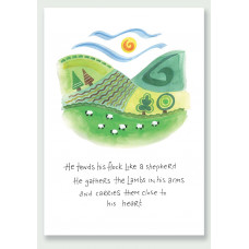 Hannah Dunnett Close To His Heart A4 Print