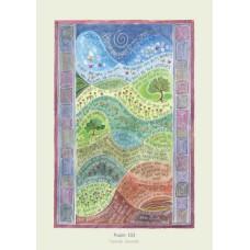 Hannah Dunnett Psalm 103 A3 Poster