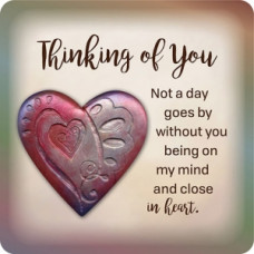 From The Heart Magnet - Thinking Of You