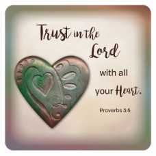From The Heart Magnet - Trust In The Lord