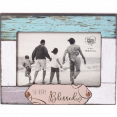 So Very Blessed Photo Frame