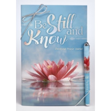 Be Still and Know Pen and Notebook Set