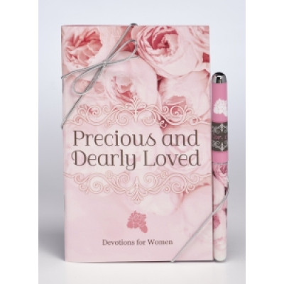 Precious and Dearly Loved Devotional and Pen Set