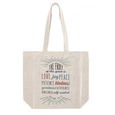 Fruit of the Spirit Canvas Bag