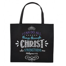 I Can Do All Things Tote Bag