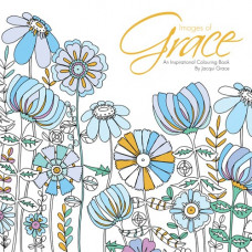 Images of Grace Inspirational Colouring Book