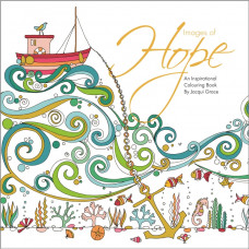 Images of Hope Adult Colouring Book