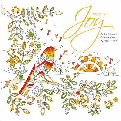 Images of Joy Adult Colouring Book