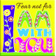 I Am With You Magnet