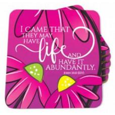Coaster - Abundant Life