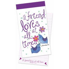 Jotter Pad - A Friend Loves