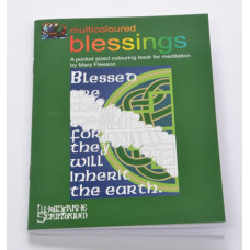 Blessings Colouring by Mary Fleeson