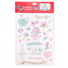 Floral Bible Journalling Stickers