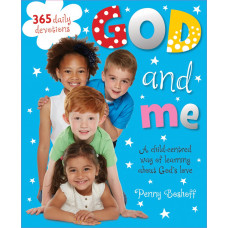 God And Me Devotional Book