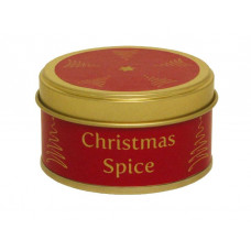 Christmas Spice Tinned Candle